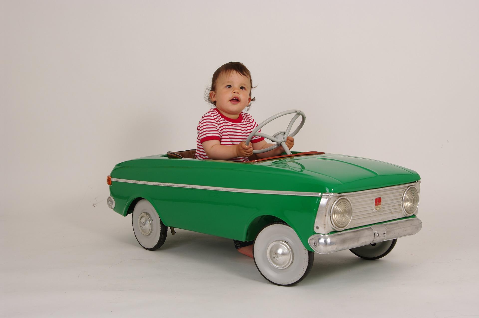 voiture enfant