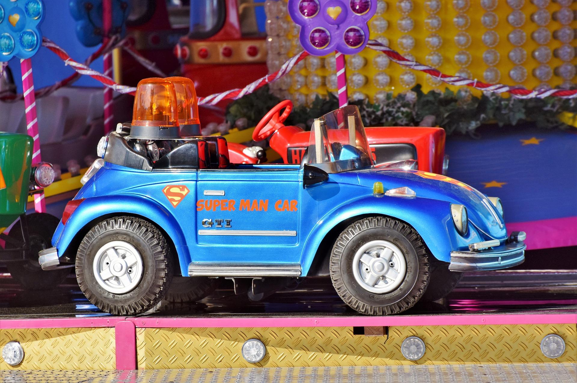 voiture électrique enfant 1
